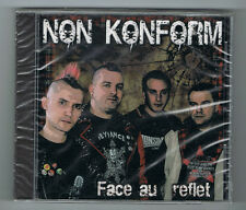 NON KONFORM - FACE AU REFLET - CD 17 TRACKS - 2011 - NEUF NEW NEU