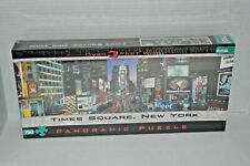 Buffalo Games Times Square, New York City Panoramic Jigsaw Puzzle 750 piece