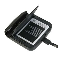 2 in 1 Cradle Dock Charger and with Battery For Samsung Galaxy S2 S 2 i9100