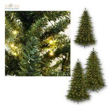 Artificial LED Árbol de Navidad Larvik, Leds Iluminado Interior & Exterior