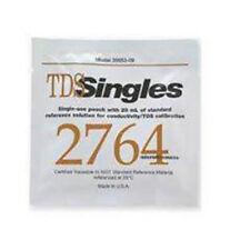 Oakton WD-35653-12 Conductivity/TDS Calibration Pouches, 2764 ?S