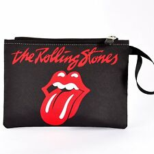 The Rolling Stones Bag Handbag Pencil case Cosmetic Purse Pouch Wallet 224