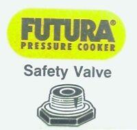 Futura Safety Valve, Sealing Gasket, Vent,  Prestige, Hawkins, Pressure Cooker