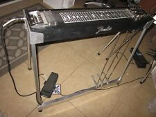 Fender S10 3X1 Pedal Steel Guitar With Volume Pedal, Picks and Hard Case!