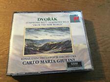 Dvorak -  Sinfonien 7 + 9  [2 CD Box / SONY] Giulini