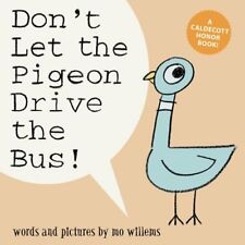 Dont Let the Pigeon Drive the Bus! (Big Book Edition)