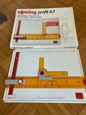 Rotring drawing tablet Profil A3 tekenbord zeichenplatte