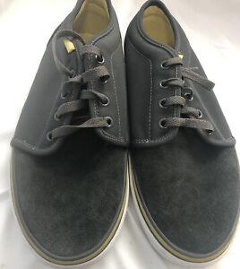 Vans TB6Q Men Sneakers Suede/Canvas Size 11