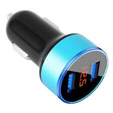 Double Port USB Car Socket Lighter Charger Adapter 12v-24v for Toyota VIGO 2fk