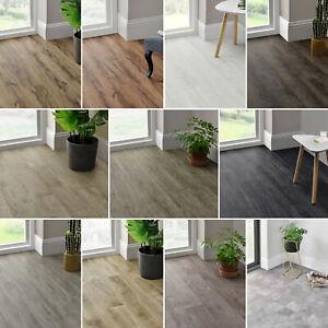 Vinyl Laminat Selbstklebend Eiche Dielen Planke Vinylboden Fußboden ca. 1m²/4m²