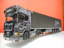 Tekno Scania R Topline - Jens Bode from Germany. Mint / Boxed
