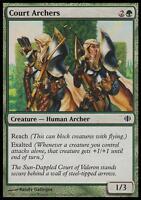 MTG Magic - (C) Shards of Alara - Court Archers - SP