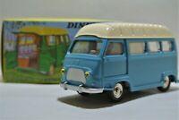 Mint Atlas Replica of Dinky Toys 565 Estafette Renault Camping Van Opening Doors