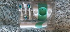 Battery operated toothbrush with attachments new