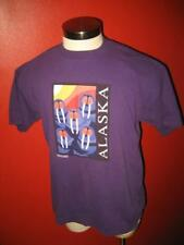 Alaska Walrus Purple T Shirt L Mint