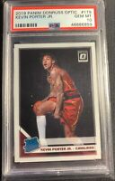 2019-20 Panini Optic Rated Rookie - Kevin Porter Jr #179 - PSA 10!