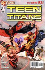 Teen Titans Vol. 4 (2011-2014) #1