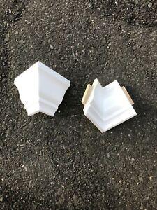 """Crown Molding Corners inside/0utside  10 piece 3 5/8"""" Set"""
