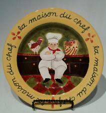 """la mason du chef"" Certified International 8.5"" Shallow Pasta Bowl (s) NWT"