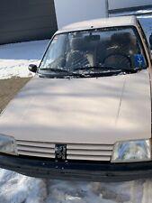 Peugeot 205, 30 Jahre alt, Rarität mit Steinwinter-Umbau, 25kmh, Klasse 4!!