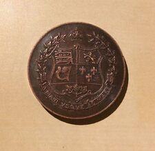 Canada Confederation 1867 -1927 Medallion