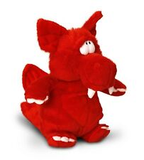"Cymru /""I LOVE WALES/"" Wales Small Red WELSH DRAGON 6/""//15 cm tall SOFT TOY"