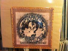 "Napalm Death - Smear Campaign 7""-12"" PICTURE DISC PROMO SQURE LP MEGA RARE"