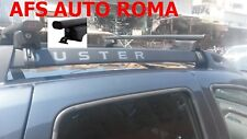 BARRE PORTATUTTO G3 DACIA DUSTER ANNO 2015 MADE IN ITALY