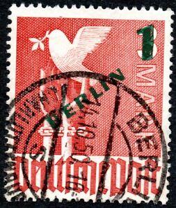 Berlin MiNr. 67 II