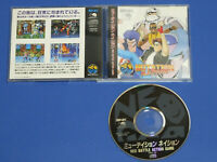 SNK Neo Geo CD MUTATION NATION Import Japan