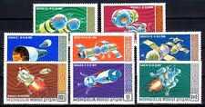 Mongolie 1971 recherches spaciales Yvert n° 550 à 557 neuf ** 1er choix