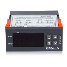 10A 220V STC-1000 Digital Temperature Controller Thermostat w/ 2m Cable Smart