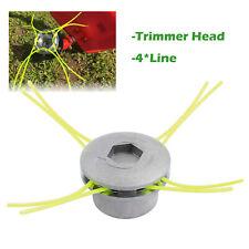 Universal Alloy Line Trimmer Head Whipper Snipper Brushcutter Brush Cutter New