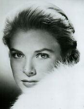 Grace Kelly in Fur 8x10 photo P3587