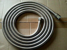 Extra Long Shower Hose 3.3m stretching to 4m shower head longest hose made