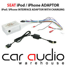 Ctastipod009.2 Seat Leon 2005-2013 Voiture iPod iPhone Adaptateur Interface CONNECTS2