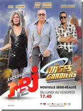 Publicité Advertising 2011 - NRJ 12 (Advertising paper)