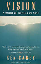 Very Good 0062501798 Paperback Vision: A Personal Call to Create a New World Car
