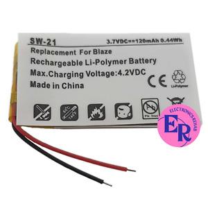 Replacement Fitbit Fit Bit Blaze Battery LSSP321830 SW-21 120mAh