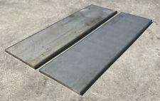 2 Pieces 14 Thickness 316 316l Stainless Steel Flat Bar 025 X 4 X 14