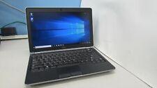 """Dell latitude E6230 Laptop, 2.6GHz Core i5, 4GB Ram, 320GB HD, Webcam,WIFI,12.5"""""""