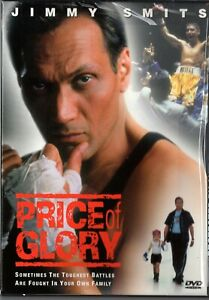 Price of Glory (DVD, 2000, Widescreen) Jimmy Smits, Jon Seda  BOXING