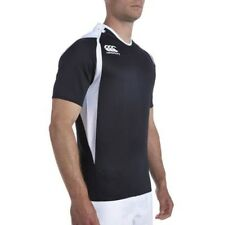 CANTERBURY MEN'S NAVY/WHITE CHALLENGE RUGBY JERSEY SIZE 2XL RRP £45 BNWT