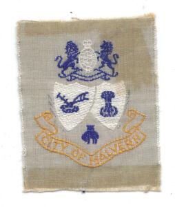 Boy Scouts Badge City Of Malvern