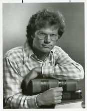 JAMES STEPHENS LAW BOOKS PORTRAIT THE PAPER CHASE ORIGINAL 1978 CBS TV PHOTO