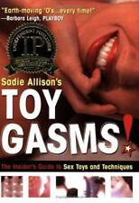 Toygasms!: The Insider's Guide to Sex Toys & Techniques (Paperback or Softback)