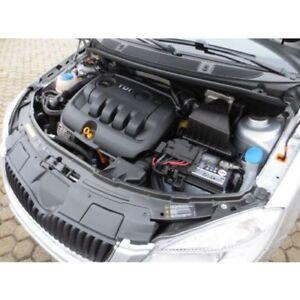 2008 Skoda Roomster Fabia VW New Beetle 1,9 TDI Motor Engine BSW 105 PS