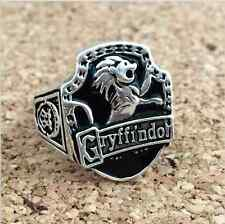 ANELLO RING HARRY POTTER SILENTE COSPLAY GRIFONDORO GRYFFINDOR RON HERMIONE #3