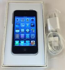 iPod Touch 4th Gen Black (32GB) Excellent Condition w/ Gift Box & Accessories