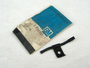 1970 Chevelle El Camino NOS GM Windshield Washer Nozzle 70 SS 396 LS6 454